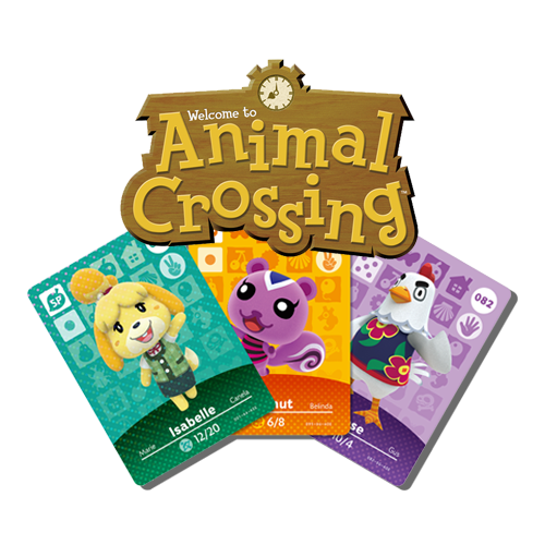 Animal Crossing Amiibo Cards