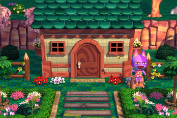 Animal crossing gets an imagined wii u game from for Agrandissement maison animal crossing wii