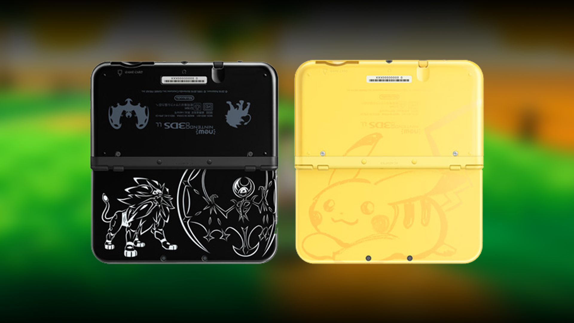 Japan Getting Two Limited Edition New 3ds Ll Consoles