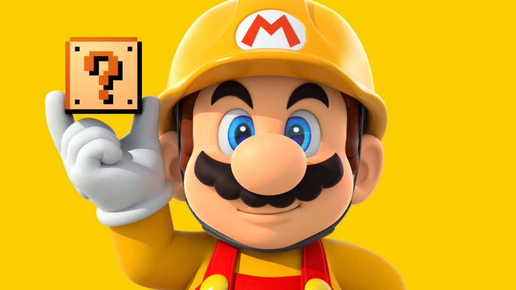 Super Mario Maker 2 announced for Switch