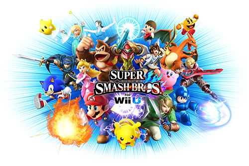 SuperSmashBros-WiiU-Art