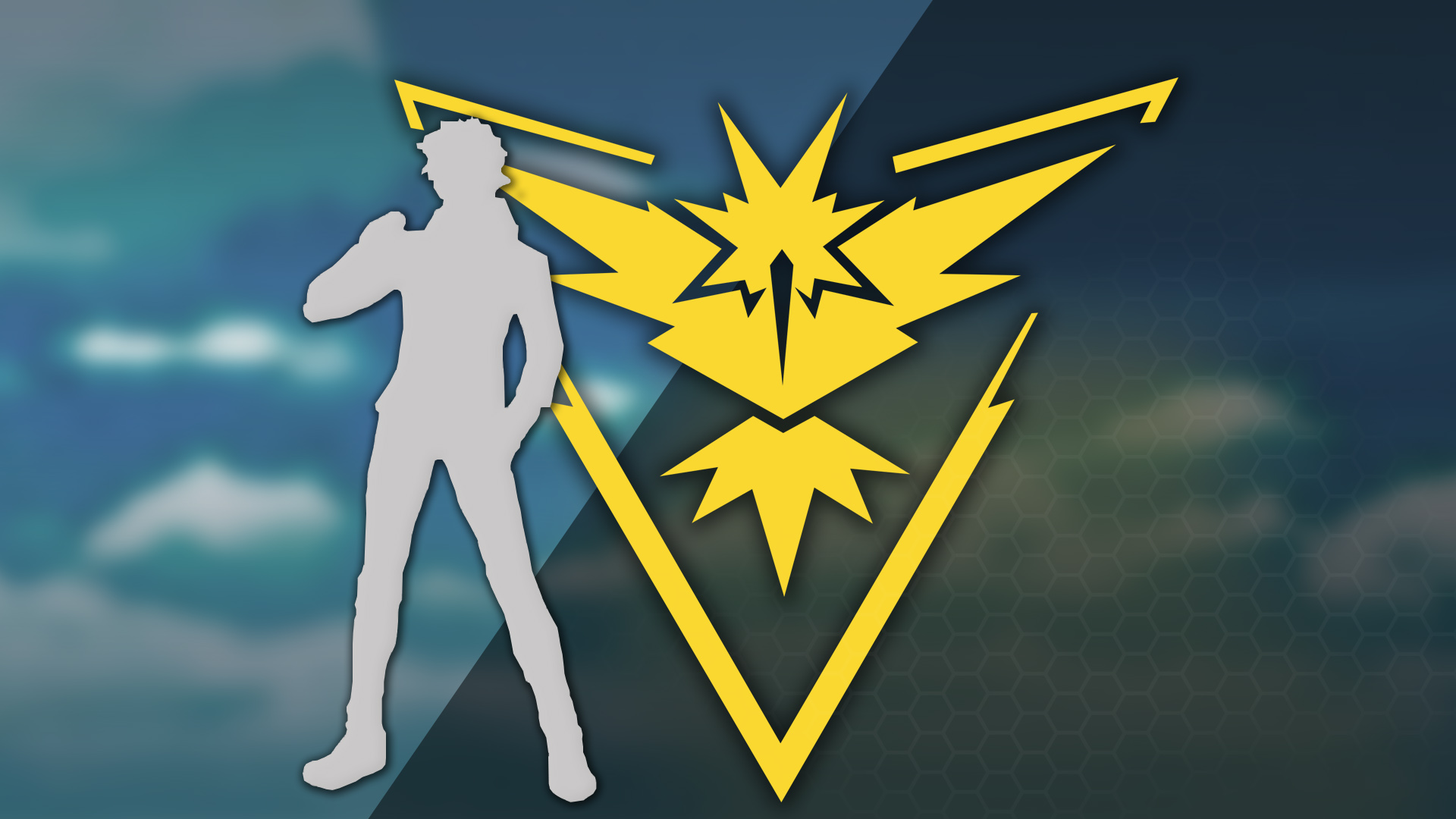 Dazzle Your Foes In Pokemon Go With This Team Instinct Banner