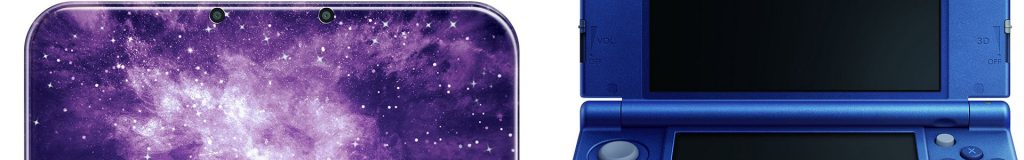 Galaxy New 3ds