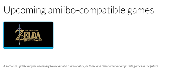 upcomingamiibocompatiblegames