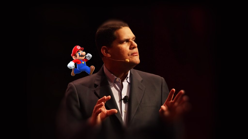 Nintendo's Reggie Fils-Aime On Nintendo Switch's Classic Game Selection