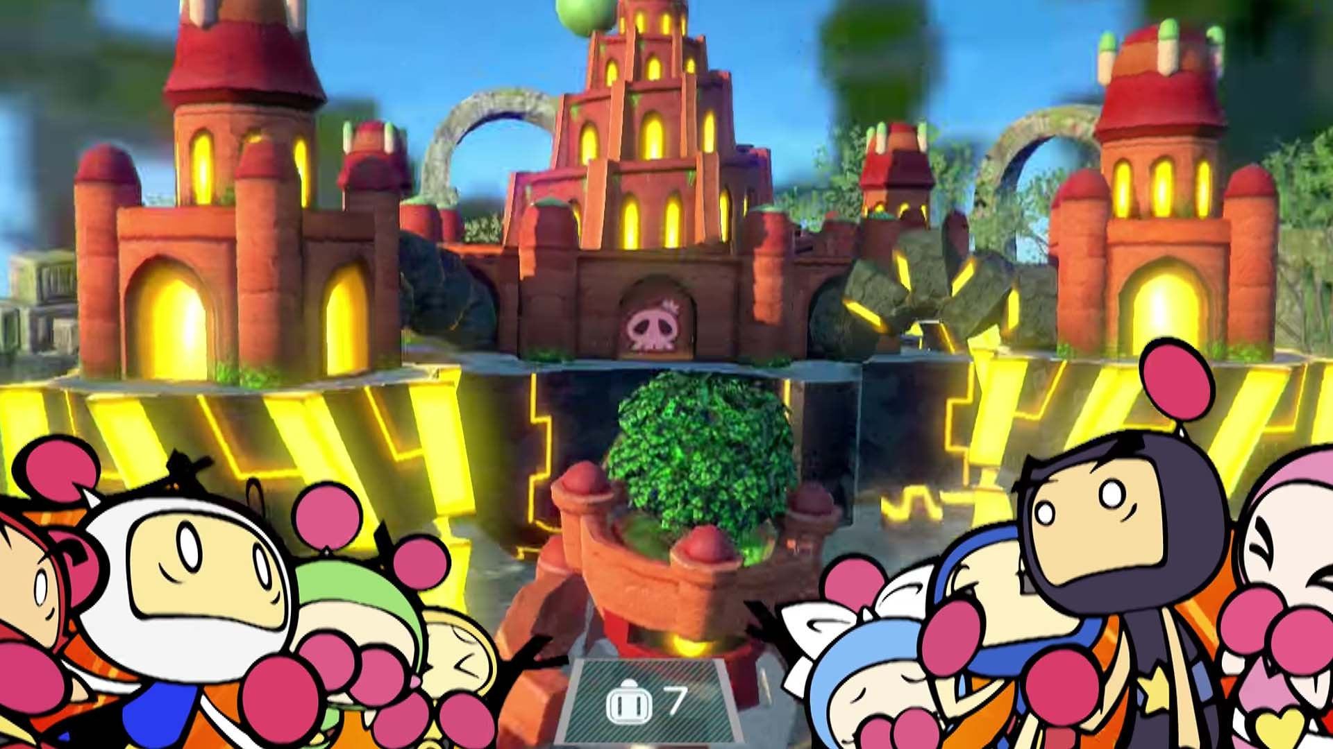 A New Trailer For Super Bomberman R Is Here Nintendo Wire