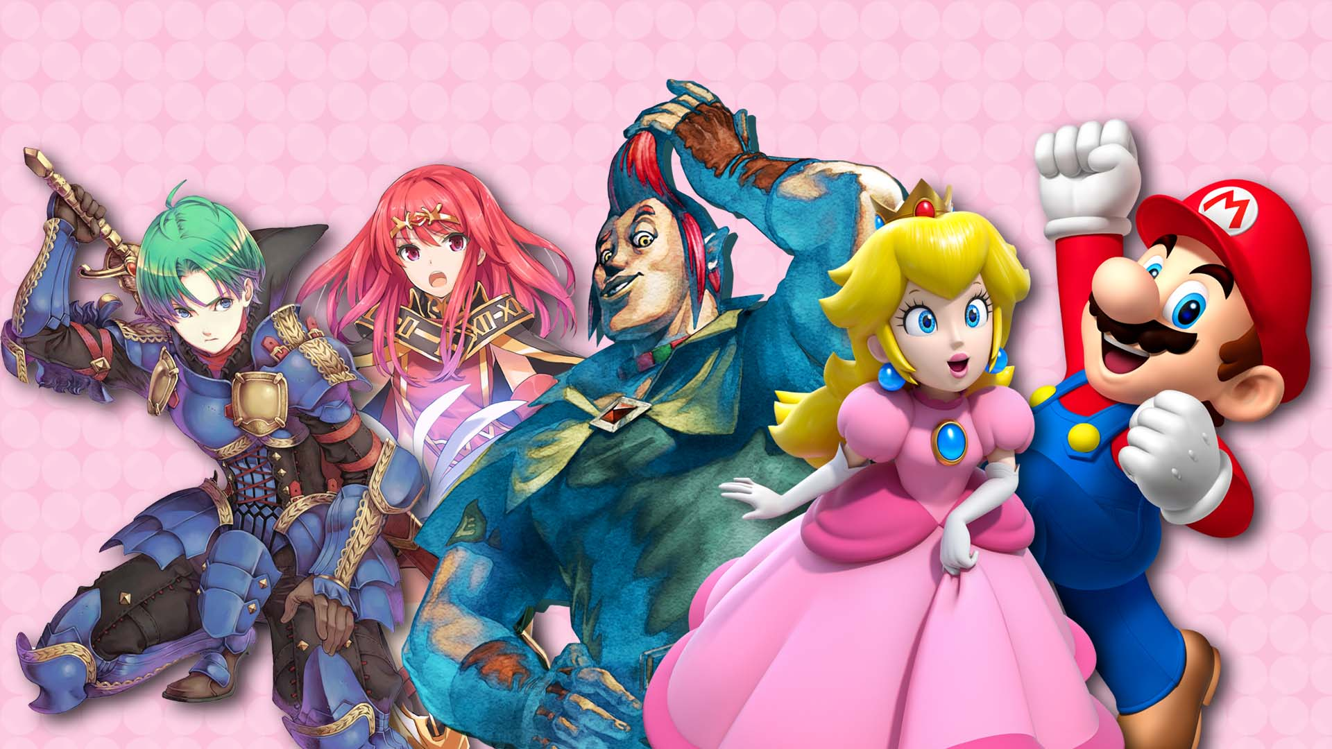 The 5 best Nintendo character relationships | Nintendo Wire