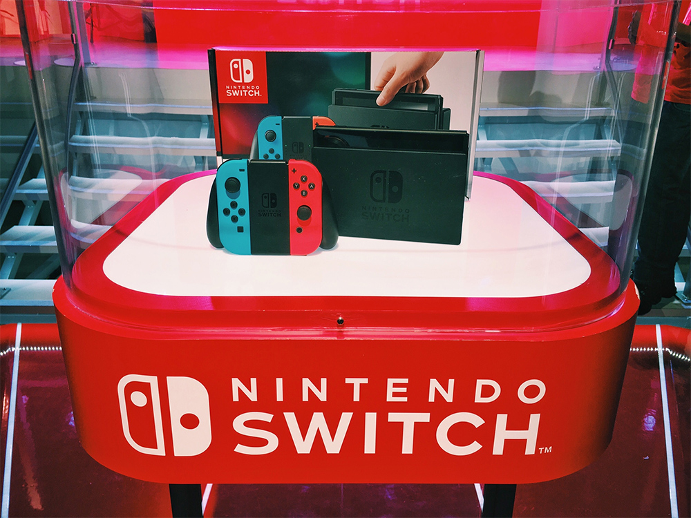 Nintendo Plans to Sell 20 Million More Switches Next Year