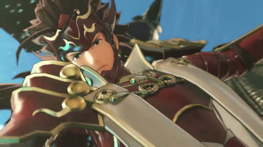 ryoma fire emblem warriors