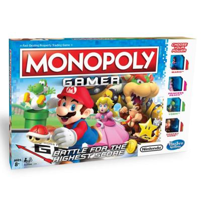 Hasbro Gaming partners with Nintendo for Monopoly Gamer