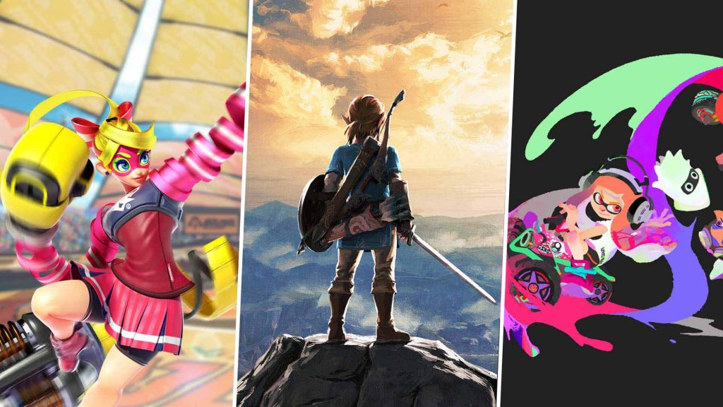 The Nintendo Switch Has All Five Games You Need To Play This Week
