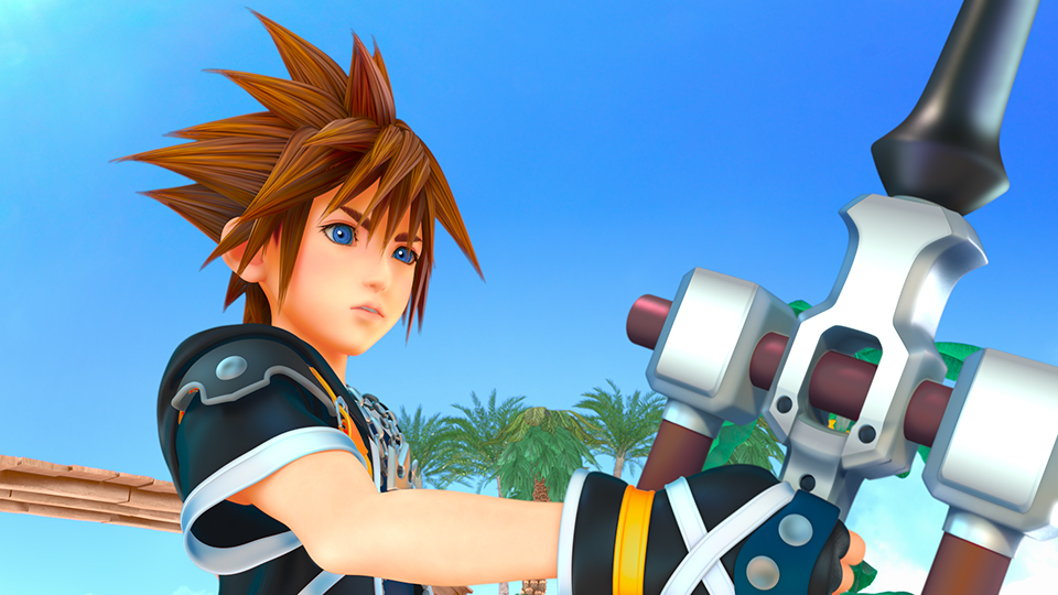 Kingdom Hearts 3 is coming out in 2018