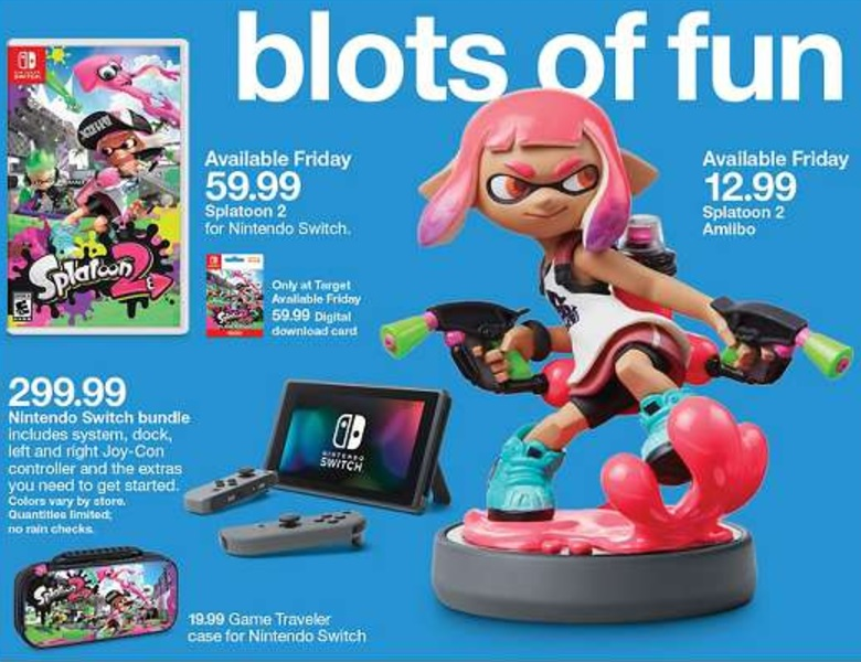 Best Buy and Target to receive Switch restock this Friday