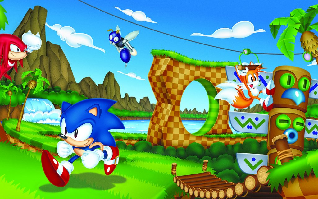 SEGA and Paramount Finalize Deal for Sonic the Hedgehog Film