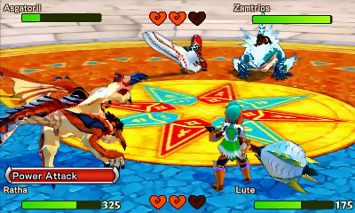 Review Monster Hunter Stories Nintendo Wire