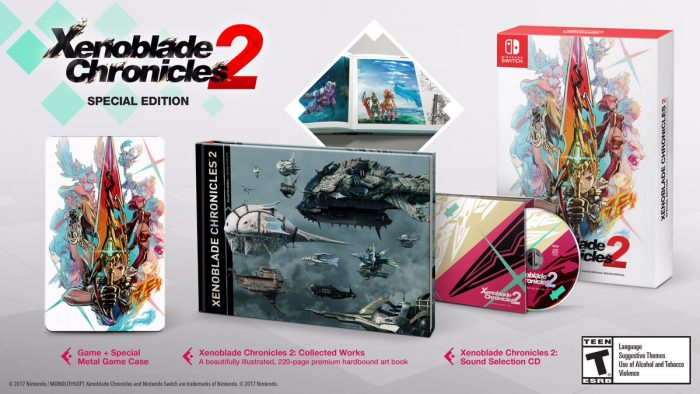 Xenoblade Chronicles 2 Launches December 1, 2017
