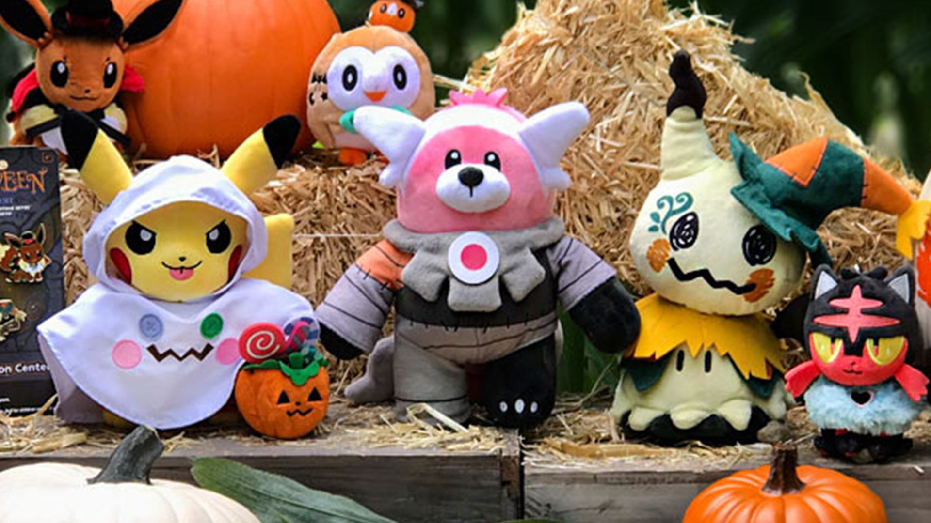 its halloween already in north americas pokmon center nintendo wire