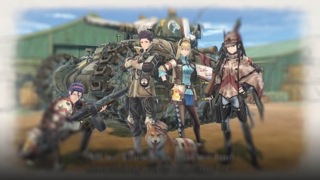 Valkyria Chronicles coming to Switch this fall in Japan