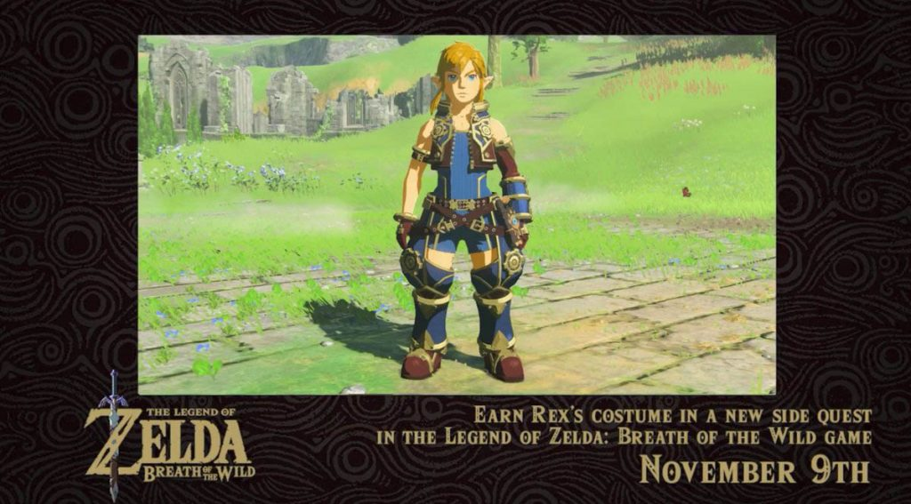 Obtain a Free Xenoblade Chronicles 2 Outfit for Breath of the Wild