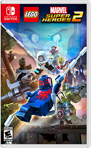 Review: LEGO Marvel Super Heroes 2 | Nintendo Wire