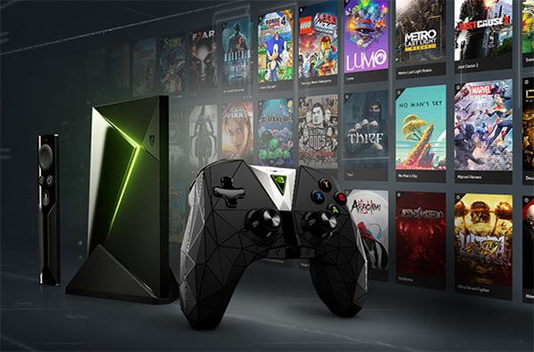 Nintendo-NVIDIA Partnership Focus On Games For NVIDIA Shield In China