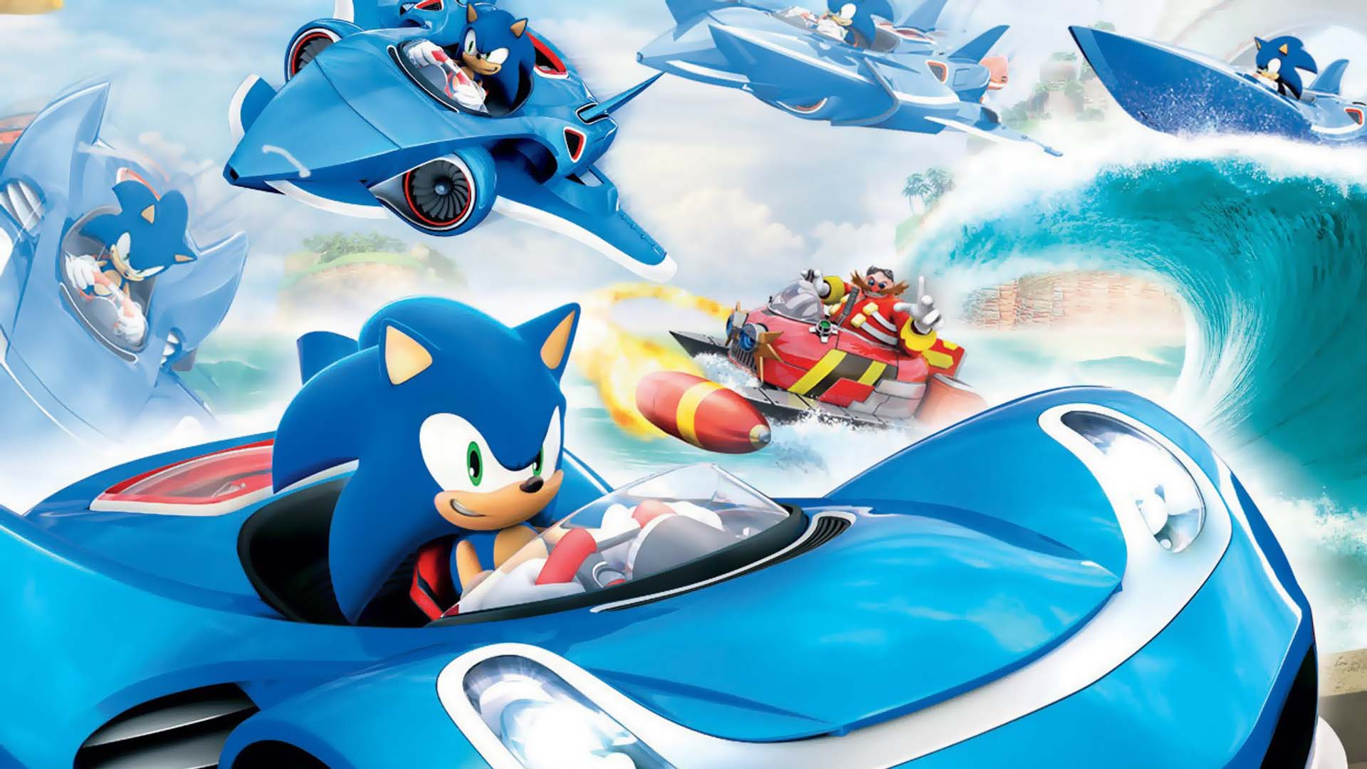 Banner-Sonic-AllStar-Racing-Transformed | Nintendo Wire
