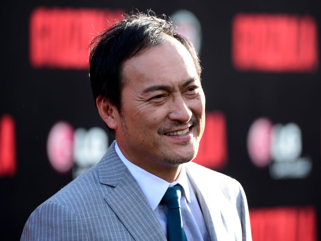 Ken Watanabe Cast in 'Detective Pikachu' Movie