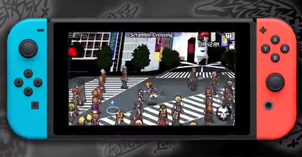 The World Ends With You Confirmed For Nintendo Switch Release
