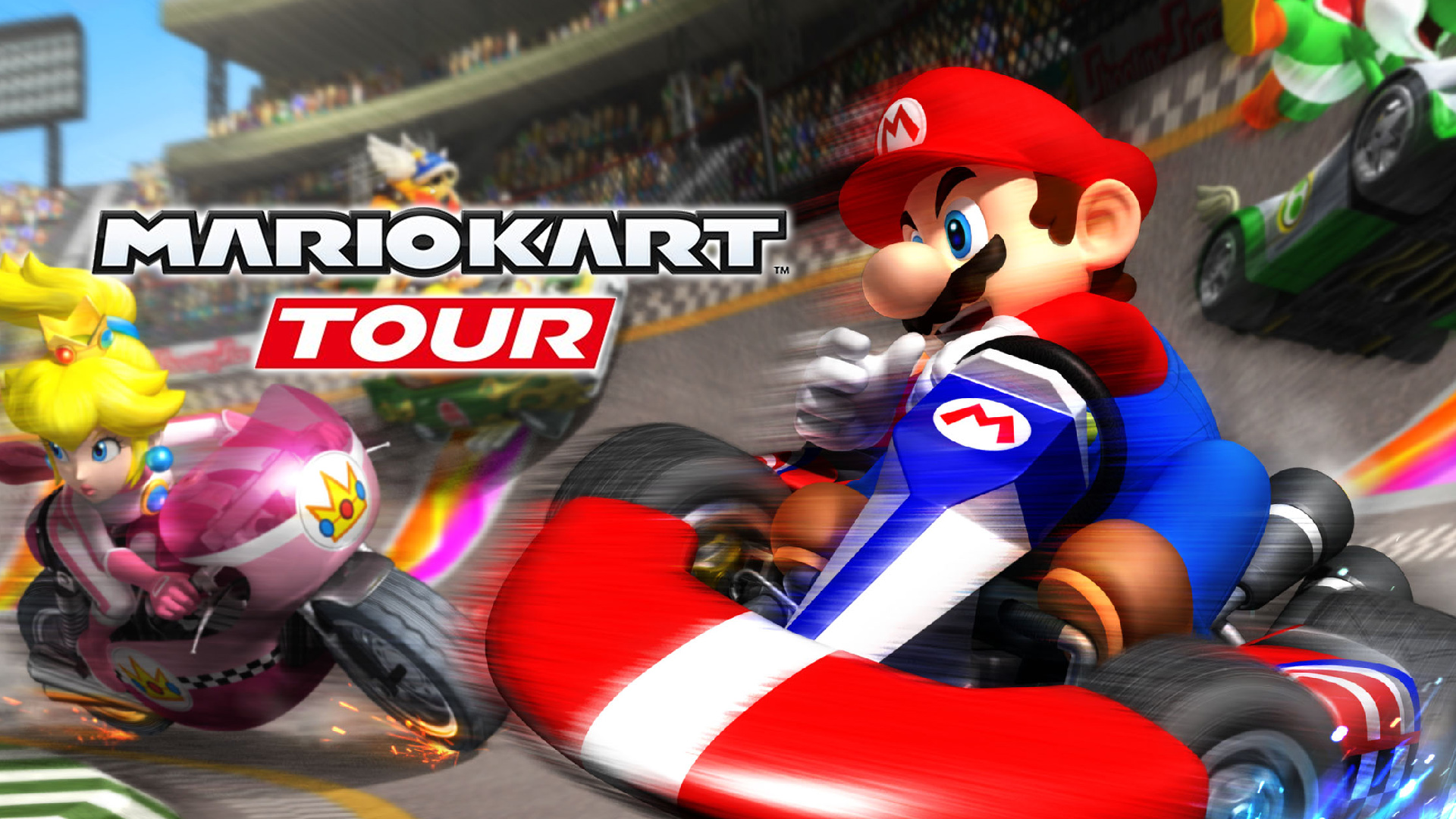 DeNA confirms Mario Kart Tour will be free-to-start ...