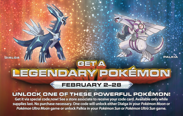 Pokemon's year of legendary giveaways begins today
