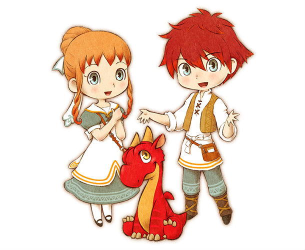 Harvest Moon Creator Announces Little Dragons Cafe for PS4 and Switch