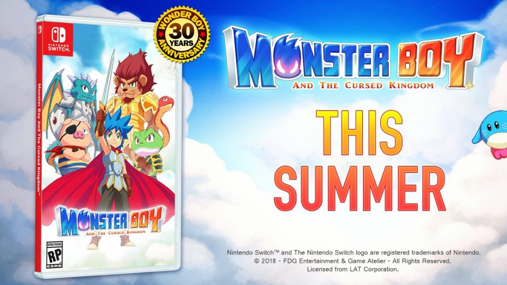 [PRECO] Monster Boy & the Cursed Kingdom sur Switch Monster-Boy-and-the-Cursed-Kingdom-Switch-Physical-1024x576