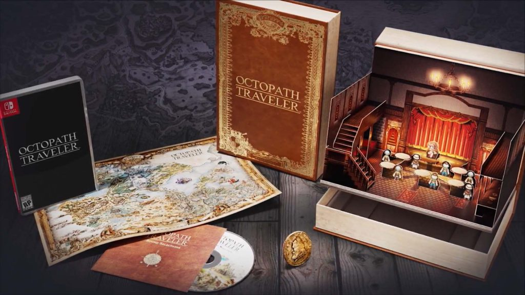 Nintendo Switch Exclusive Octopath Traveler Gets Release Date