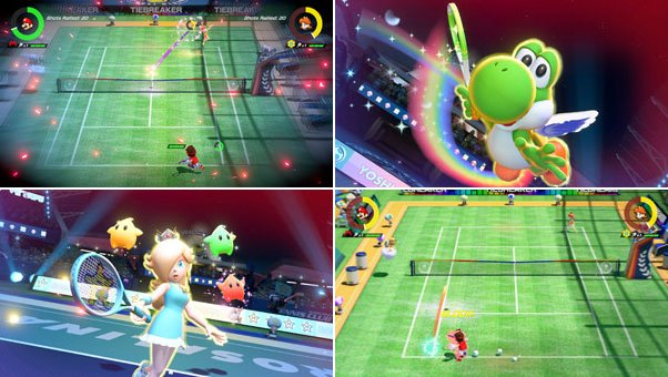 Mario Tennis Aces Hits The Switch June 22nd