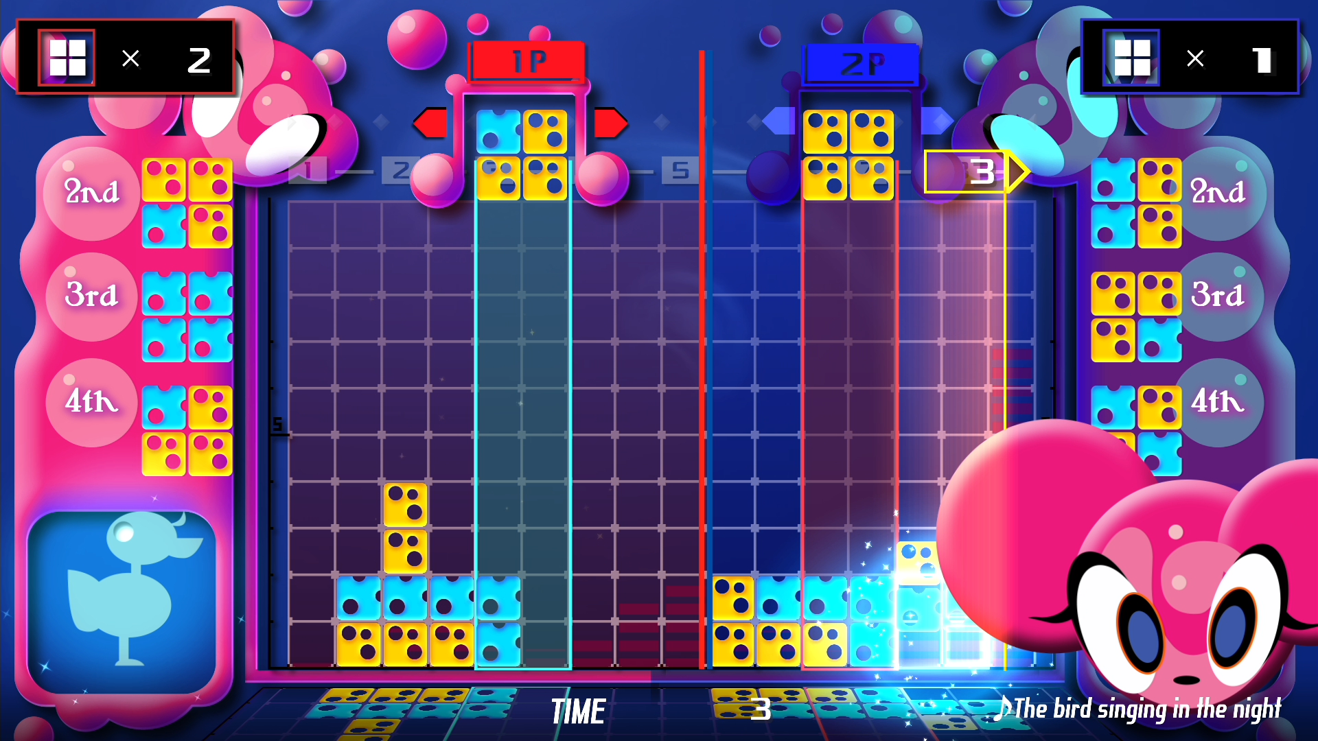 Lumines Remastered announced for PS4, Xbox One, Switch, and PC