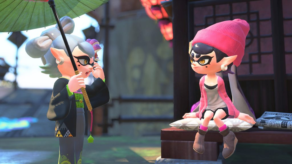Play as an Octoling in Splatoon 2 Octo Expansion