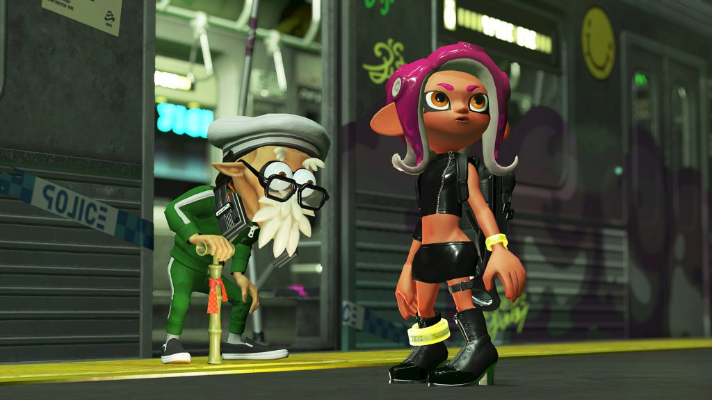 Splatoon 2 is getting a paid Octo Expansion