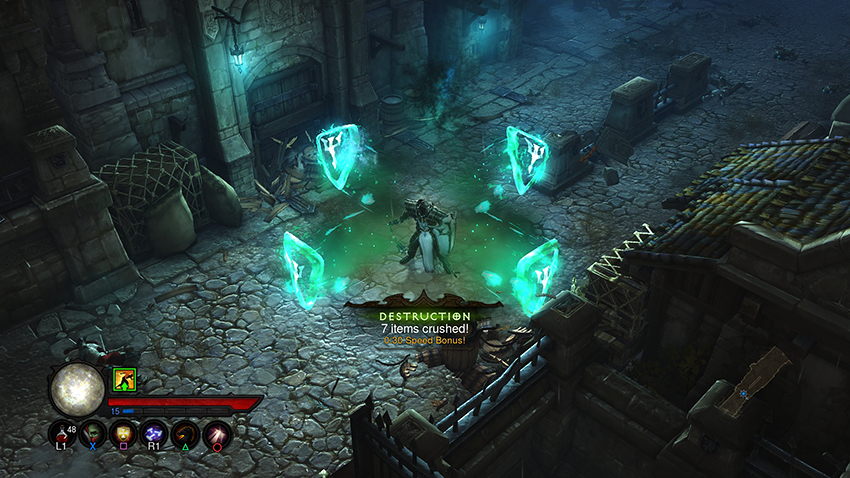 Blizzard working on Diablo 3 port for Nintendo Switch