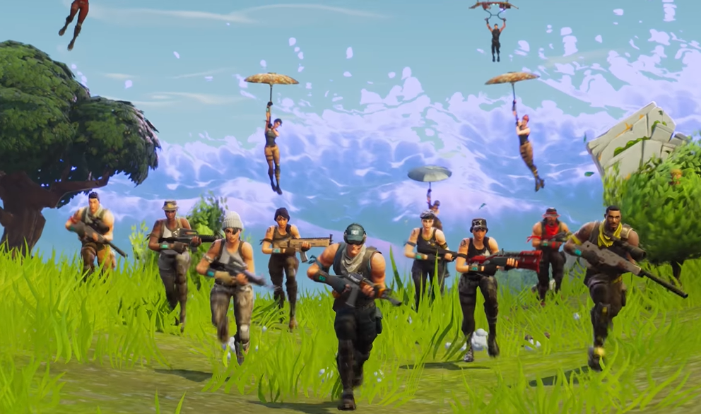 'Fortnite' became the most successful free-to-play game on consoles