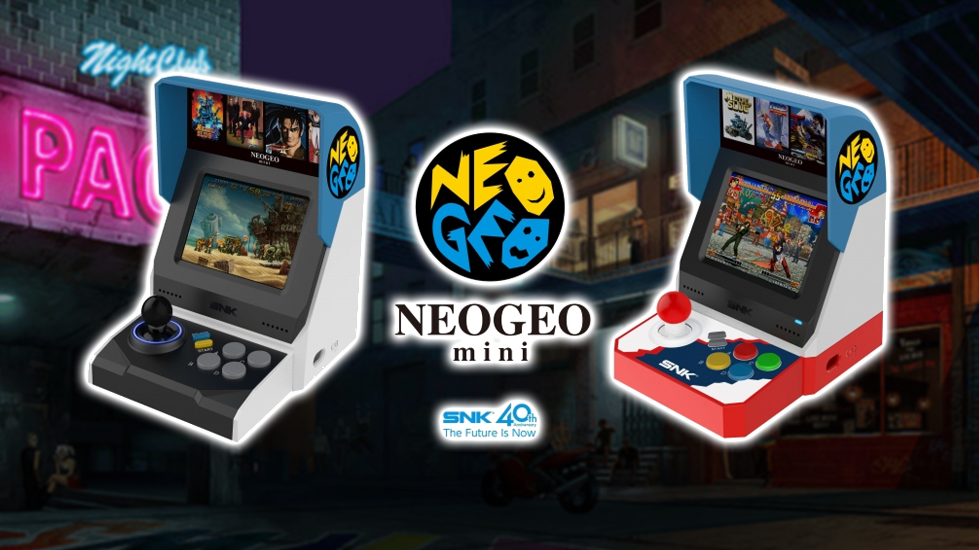 [Review] Neo Geo Mini