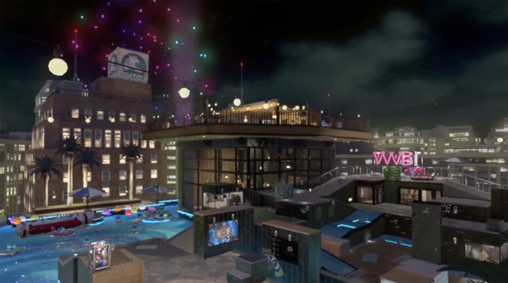 Splatoon 2 new pool stage