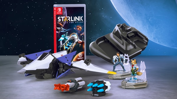 Starlink: Battle for Atlus Reveals Star Fox Add-On Trailer