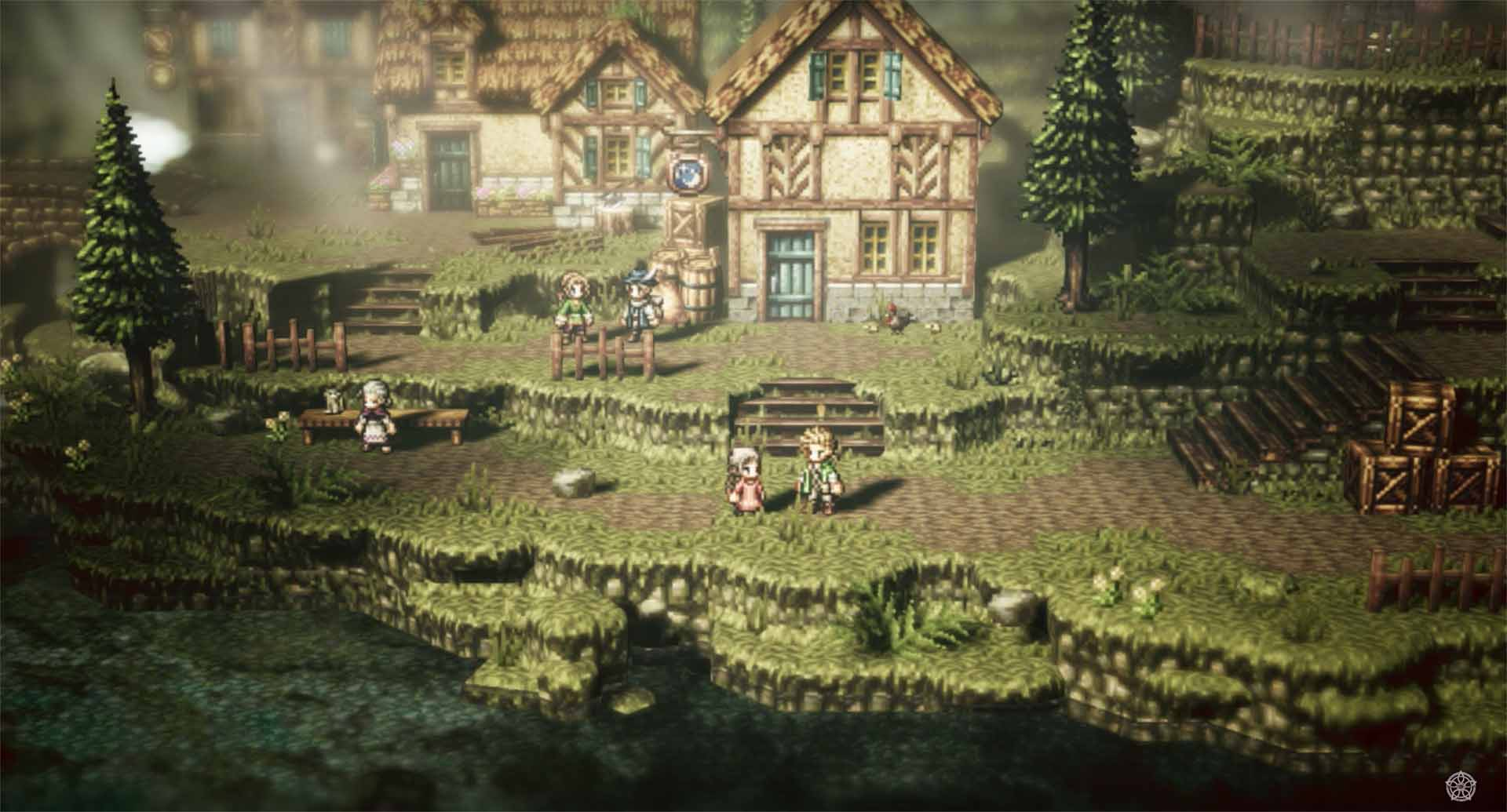 Octopath Traveler Is Now The Best Selling Game In America