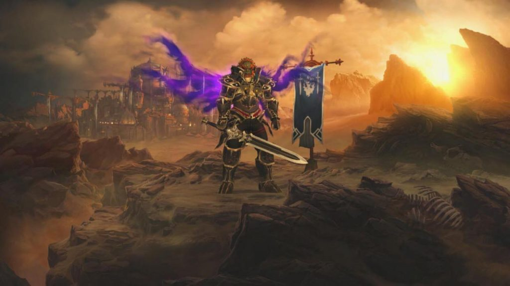 Diablo 3 Coming to Switch In 2018?