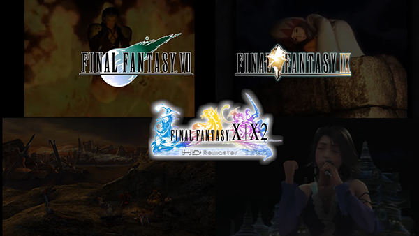 Multiple Classic Final Fantasy Titles Coming to the Xbox One