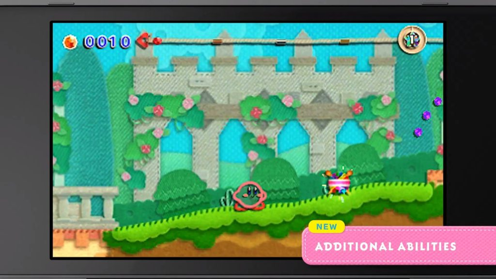 Nintendo to Launch Yoshi's Crafted World & Kirby's Extra Epic Yarn in March