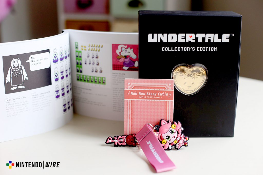 Gallery: Fangamer's Undertale Collector's Edition for Switch