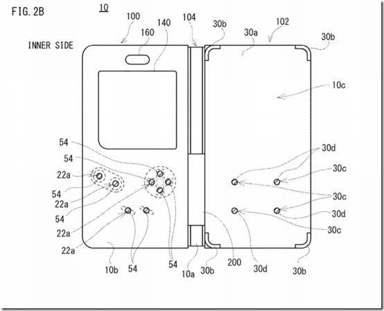 Nintendo patent Game Boy touchscreen casing for smartphones