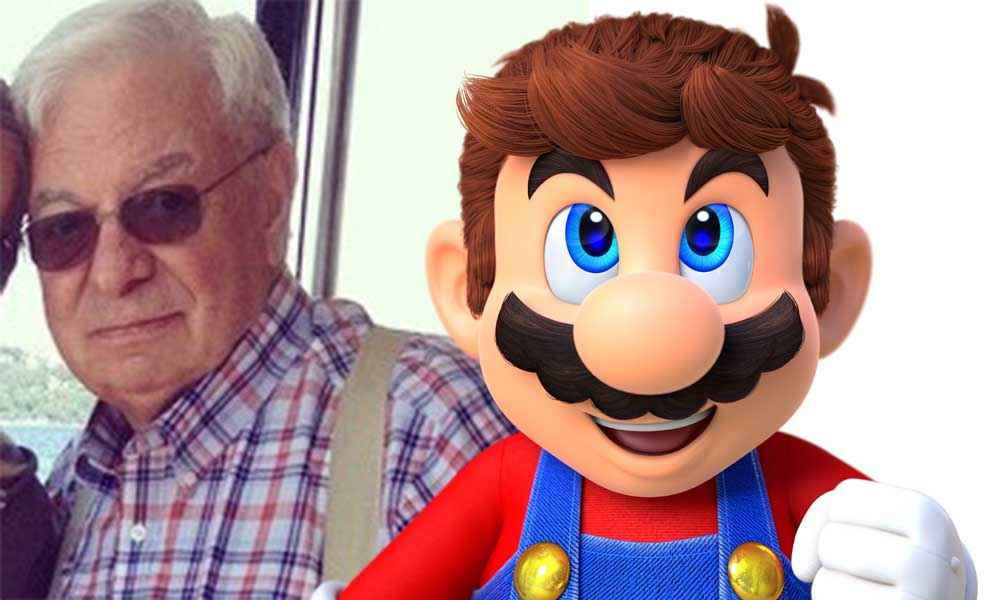 Super Mario's namesake, Mario Segale, has passed away