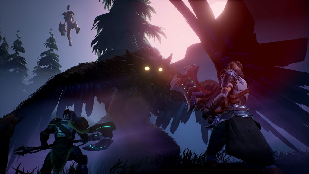 Online Action RPG 'Dauntless' Coming to Xbox One in April 2019